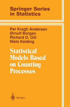Statistical Models Based on Counting Processes