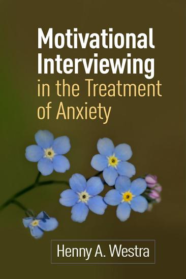 Motivational Interviewing in the Treatment of Anxiety PDF