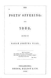 The Poets' Offering for 1850