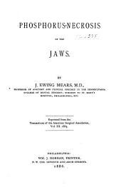 Phosphorus-necrosis of the Jaws