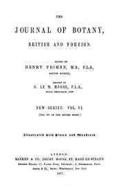 Journal of Botany: British and Foreign, Volume 15
