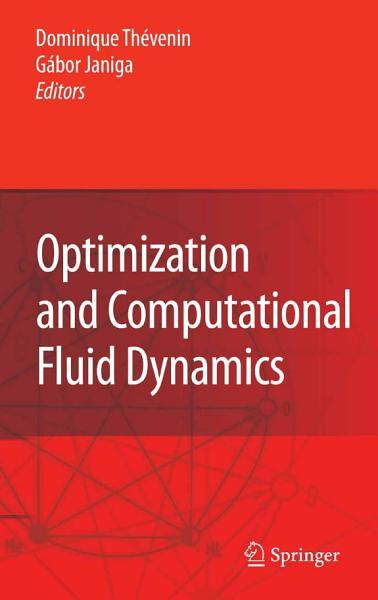 Optimization and Computational Fluid Dynamics PDF
