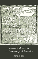 Historical Works      Discovery of America PDF