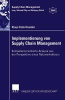 Implementierung von Supply Chain Management PDF