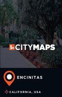 City Maps Encinitas California  USA
