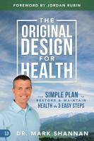 The Original Design for Health PDF