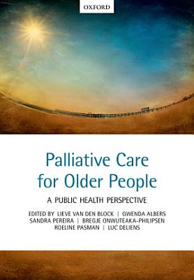 Palliative Care for Older People PDF