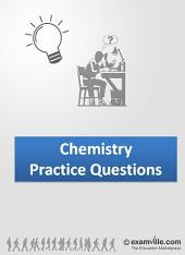 Inorganic and Organic Chemistry Multiple Choice Practice Questions (189 Pages)
