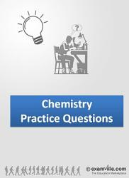 Inorganic And Organic Chemistry Multiple Choice Practice Questions 189 Pages  Book PDF