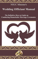 NSUC Minister's Wedding Officiant Manual