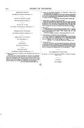 Official Gazette of the United States Patent Office: Volume 154