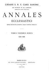 Caesaris S.R.E. Card. Baronii: Volumes 29-30