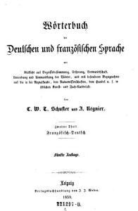 Franz  sisch Deutsch PDF
