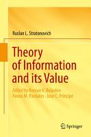 Theory of Information and its Value PDF