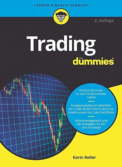 Trading f  r Dummies PDF