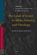 The Land of Israel in Bible  History  and Theology PDF