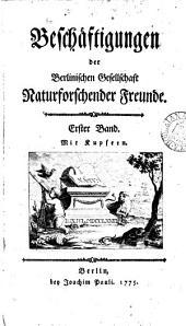 Beschäftigungen [ed. by F.H.W. Martini].