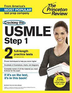 Cracking the USMLE  Step 1 Book