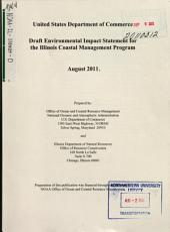 Illinois Coastal Management Program: Environmental Impact Statement