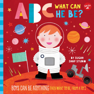 ABC for Me  ABC What Can He Be