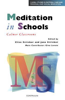 Meditation in Schools PDF