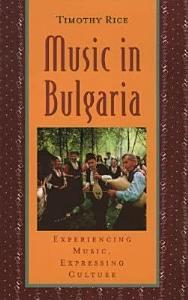 Music in Bulgaria Book