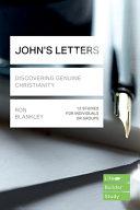 John s Letters  Lifebuilder Study Guides