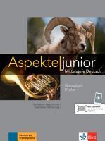 Aspekte junior B1 plus    bungsbuch mit Audio Dateien zum Download PDF
