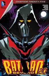 Batman Beyond 2.0 (2013- ) #25