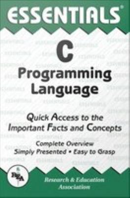 C Programming Language Essentials PDF