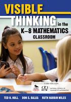 Visible Thinking in the K  8 Mathematics Classroom PDF