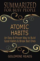 Atomic Habits Summarized For Busy People Book PDF