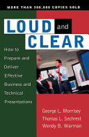 Loud And Clear PDF
