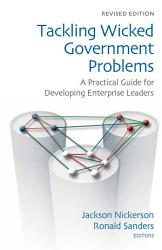 Tackling Wicked Government Problems Book PDF