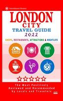 London City Travel Guide 2022