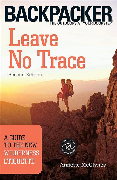 Download Leave No Trace Book