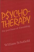 Psychotherapy PDF