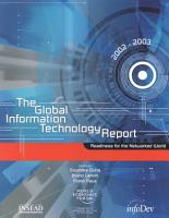 The Global Information Technology Report 2002 2003 PDF