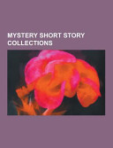 Mystery Short Story Collections
