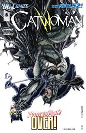 Catwoman (2011-) #6