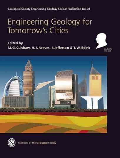 Engineering Geology for Tomorrow s Cities PDF