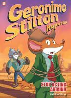 Geronimo Stilton Reporter  3 PDF