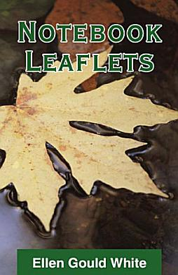 Notebook Leaflets