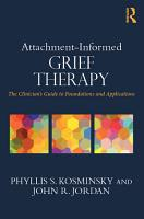 Attachment Informed Grief Therapy PDF