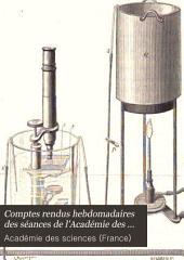 Comptes rendus hebdomadaires des séances de l'Académie des sciences: Volume110
