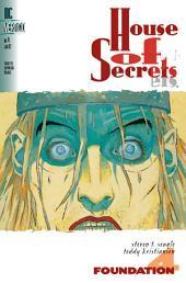House of Secrets (1996-) #4