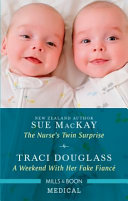 The Nurse s Twin Surprise a Weekend with Her Fake Fianc   PDF