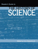 Reader's Guide to the History of Science