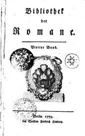 Bibliothek der Romane: Vierter Band, Band 4