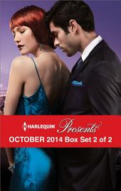Harlequin Presents October 2014 - Box Set 2 of 2: An Heiress for His Empire\Commanded by the Sheikh\The Uncompromising Italian\A Deal Before the Altar